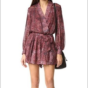 NWOT Ministry of Style Maiden Romper from Shopbop